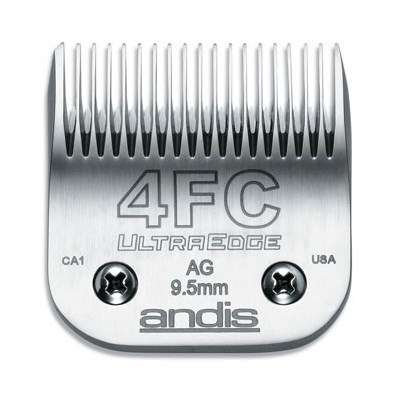 Andis Ultraedge Blade #4f  (3/8