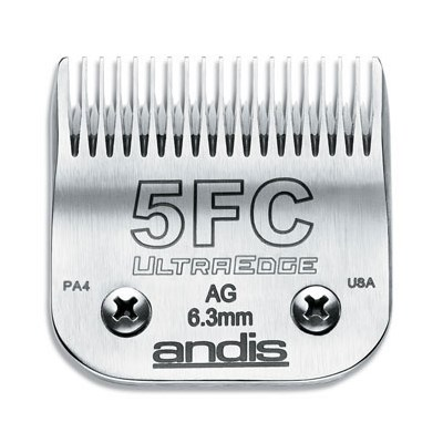 Andis Ultraedge Blade #5f  (1/4