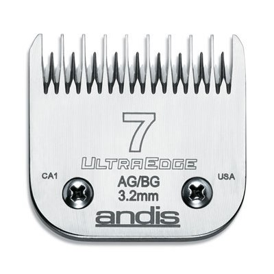 Andis Ultraedge Blade #7 Skip Tooth 1/8