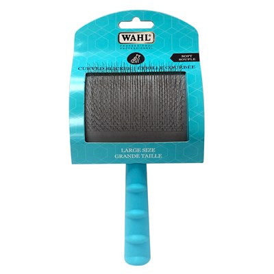 Wahl Soft Curved Slicker Large