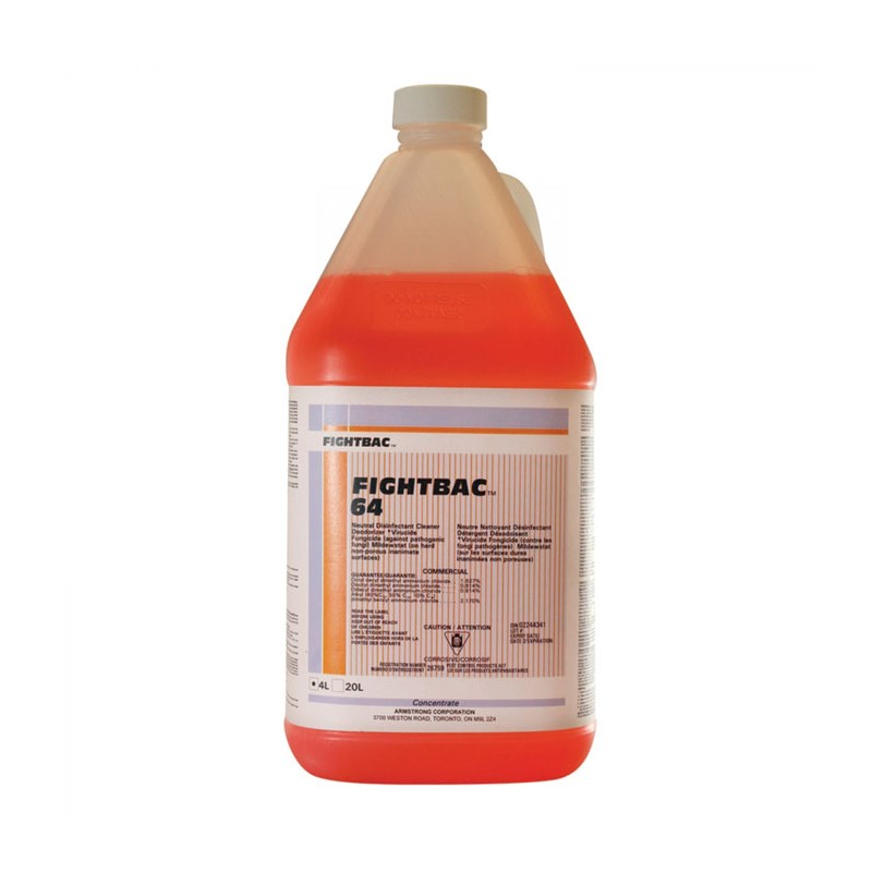 Fightbac 64 Disinfectant 4 L
