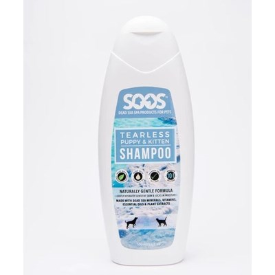 Tearless Puppy Shampoo 500 Ml