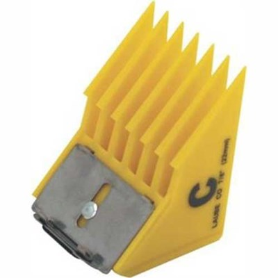 Laube Clip-On Comb Big-K C