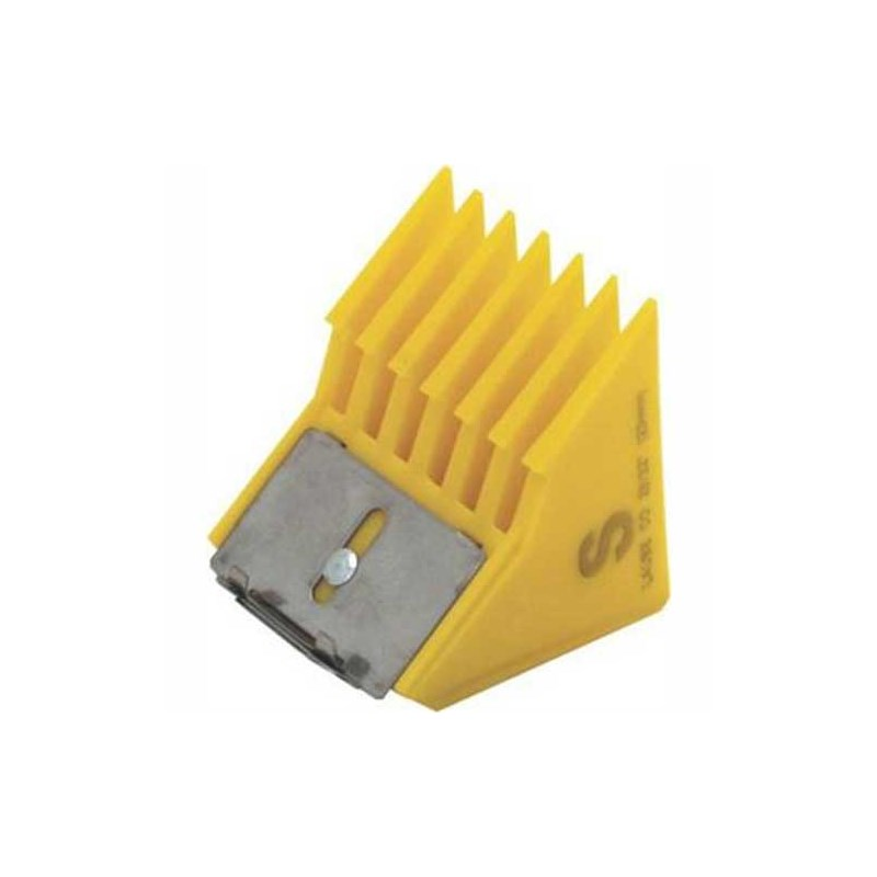 "Laube Clip-On Comb Big-K S (29/32"")"